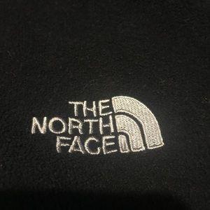 North face classic zip up fleece